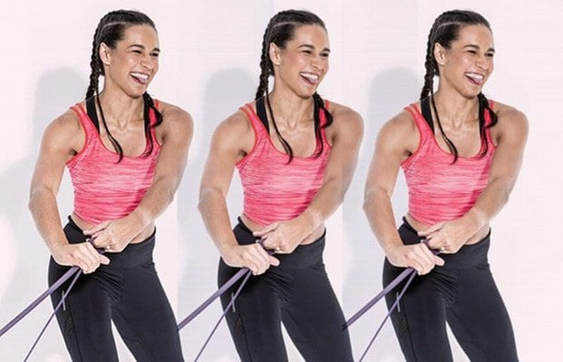 This Workout Specifically Targets — And Tightens Up — Your Love Handles