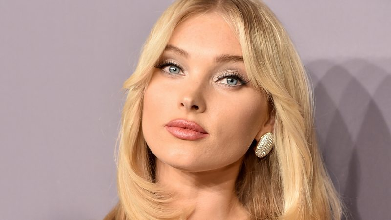 Elsa Hosk's Tokyo Street Style Is Radiating Spring Vibes, and I Am Here for It