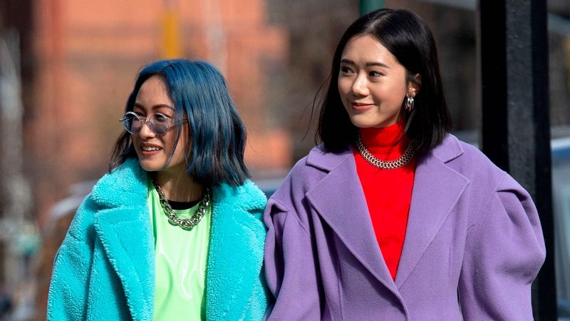 The NYFW 2020 Street Style Is Chock-Full of the Wildest OutfitInspiration