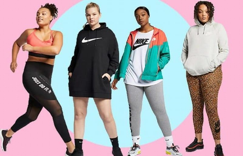 PSA: Nike Is Having A Sale On Their Plus Size Activewear